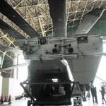 巨大なヘリコプター