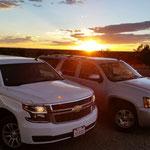 Auf unserer Reise mit den typisch Amerikanischen SUV`s ( Sport Utility Vehicle; zu Deutsch Geländelimousine ) fuhren wir weiter nach Los Angeles, San Diego und von dort ging es Richtung Landesinnere.