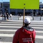Am Pier von San Francisco, ein Treffpunkt von Künstlern, Poeten und politischen Aktivisten.