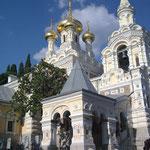Храм Ол.Невського у Ялті