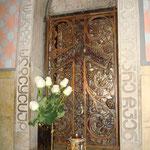 Хрест св. рівноапостольної Ніни