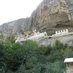Бахчисарайский Успенський монастир