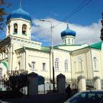 Руський храм Ол. Невського в Тбілісі