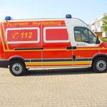 Fahrzeugbeschriftung in Neu-Isenburg Rhein-Main-Gebiet