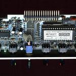 sDRUM Sampling Modul, die ersten verfügbaren SRAM's