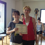 GYROTONIC® final certifcation course with Dawnna Wayburne