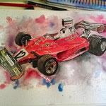 Niki Lauda's car 12 2014 - Chiara Tomaini