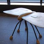 松永さんのバタフライテーブル