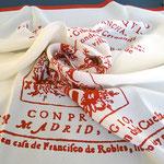 """Deckblatt des original Buches """"Don Quijote"""" für  die öffentliche Einrichtung Instituto Cervantes"""