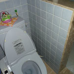 トイレ工事前状況