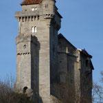 Burg Liechtenstein Mödling 3.4.2010