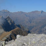 Blick vom Pilone ins obere Valle Vergeletto