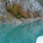 Herbststimmung am Gigerwaldstausee