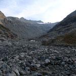 Im Gletschervorfeld des Vadrecc di Bresciano