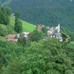 Niederrickenbach Dorf
