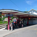 Bahnhof von Ste-Croix