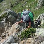 Auf und Ab am Grat der Alpi Biellese