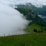 Wolkenspiele am Buochserhorn