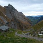 Beim Berggasthaus Mesmer