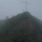 Gipfelkreuz Hoher Freschen
