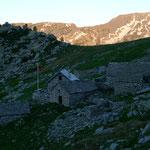 Alpe Ribia im Morgenlicht
