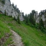 Sigriswilergrat  bei Unterbergli