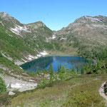 Lago d'Alzasca