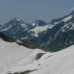 Passo di Valtendra, 2431m