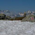 Auf der Scatta Minoia, 2599m