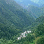 San Gottardo, eine der 15 Fraktionen von Rimella