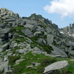 Passo dei Gialit, 2225m