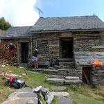 Capanna Alpe di Prou