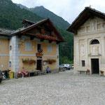 Rifugio Valle Vogna, Sant'Antonio