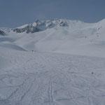Gipfelaufbau des Büelenhorn