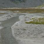 Schwemmlandschaft im Vallone di Goi