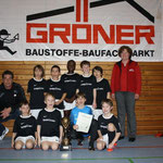 Sieger F-Junioren TSG Schnaitheim