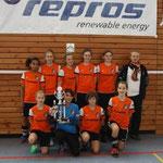 Sieger C-Juniorinnen FFV Heidenheim