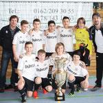 Sieger D-Junioren SC Geislingen