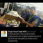 Grupo Scout Caph MSC (Asturias)