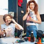 MESH_LOUISE + THELMA ©Ketty Bertossi, 2015