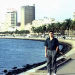 Ангола, Луанда, 1998 год