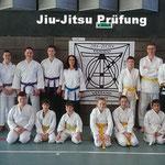 Jiu-Jitsu Kyu Prüfung, Hailfingen 24.02.2018
