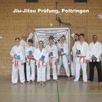 Jiu-Jitsu Prüfung, Poltringen 14.12.2018