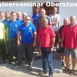 Trainerseminar Oberstaufen 2018