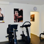 Konditioneller Trainingsbereich