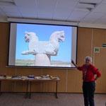 Dr. Ute Quast berichtet über ihre Iranreise