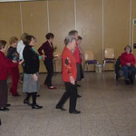 Auftritt im Bürgercafé Februar 2015