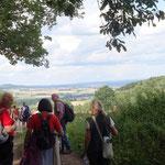 Blich über den Ebsdorfer Grund