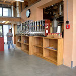 ... wo der röstfrische Kaffee hergestellt, verkauft und ...