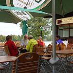 "Am 26. Septembr 2016 am Wißmarer See im Lokal ""Zum Kormoran"""